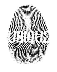 As Unique As A Fingerprint   VixTalks